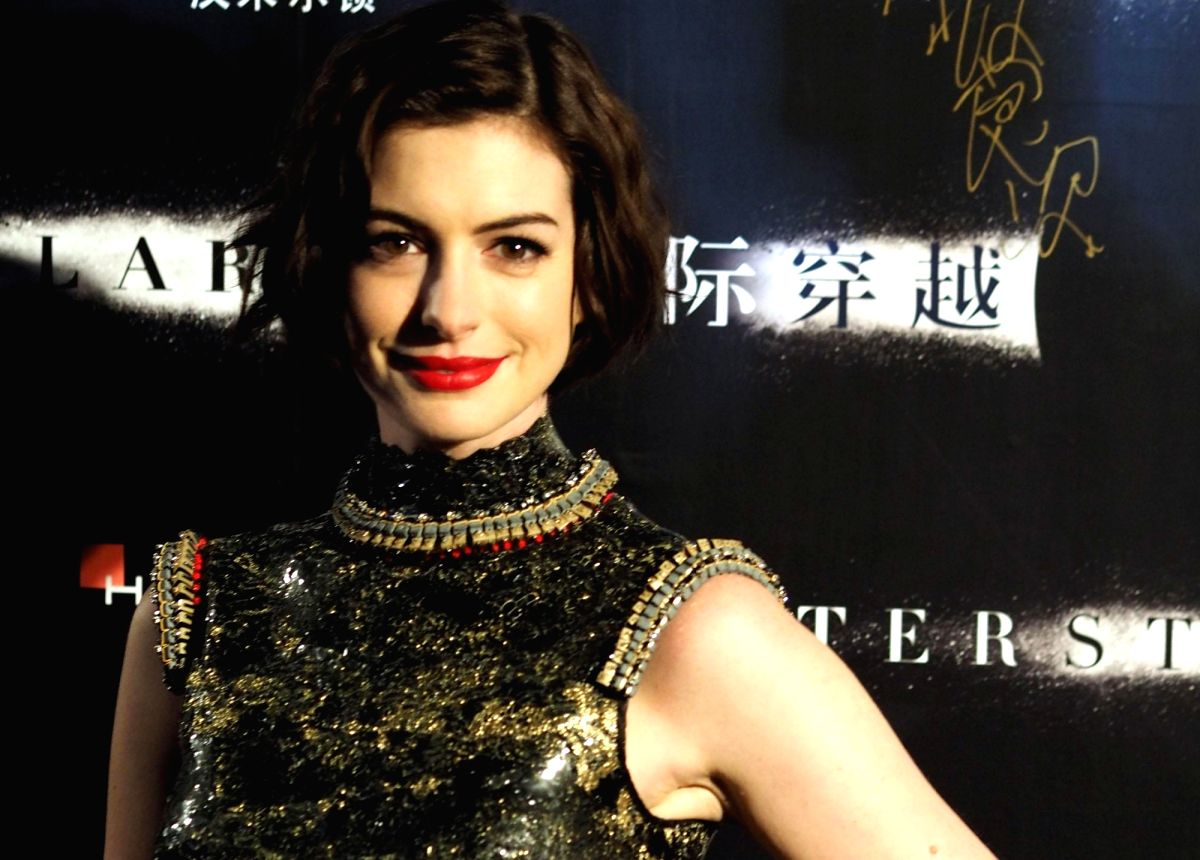 Anne Hathaway. (File Photo: IANS)