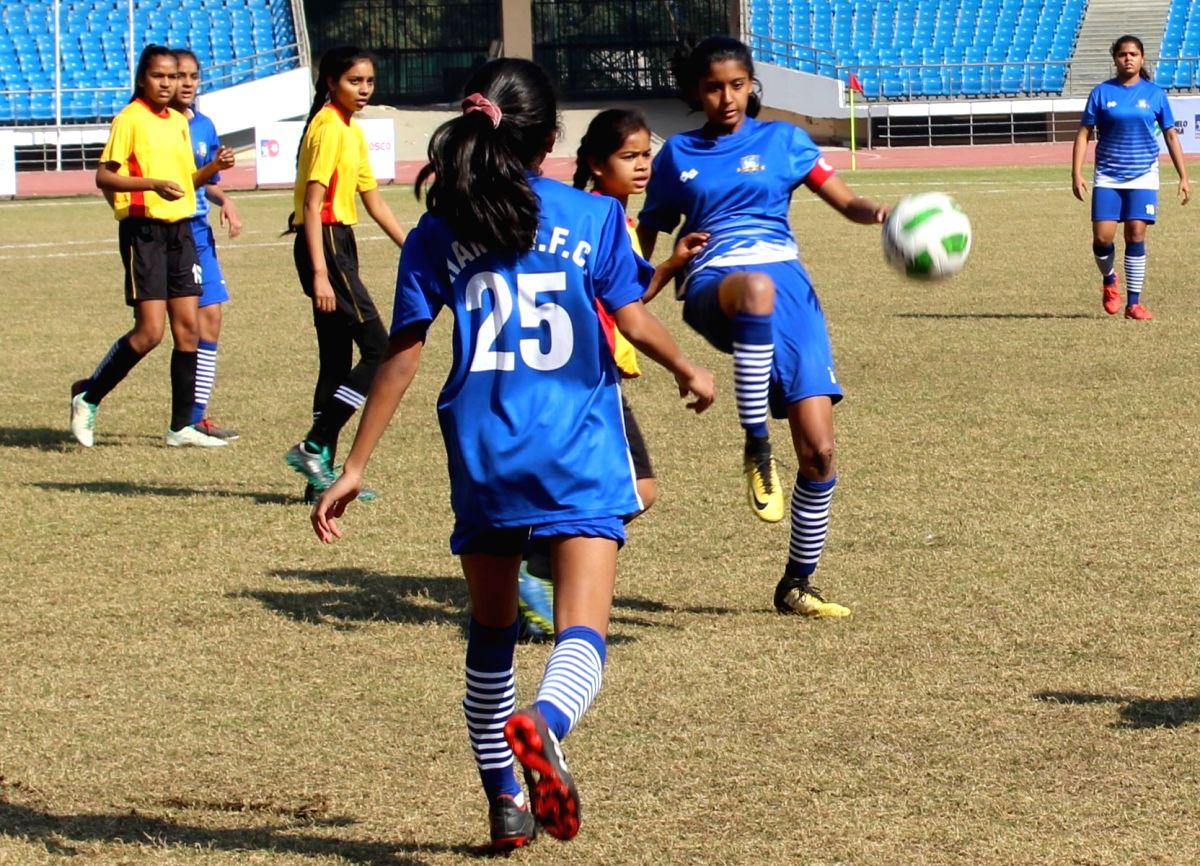 Anushka scores as Hans Women FC clinch Delhi league title.