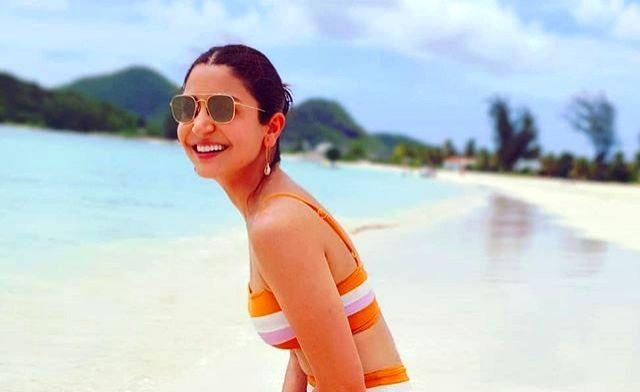 Anushka Sharma.