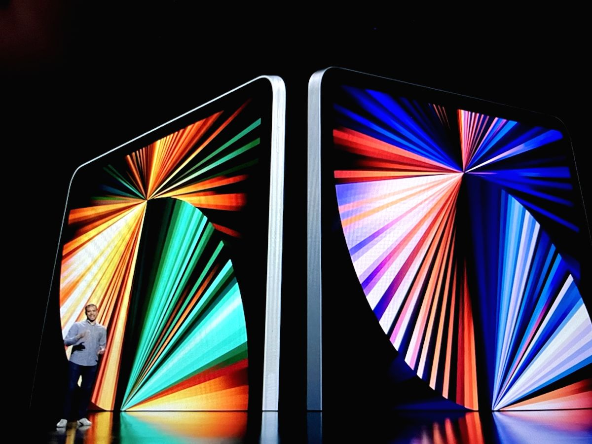 Apple launches new iPads