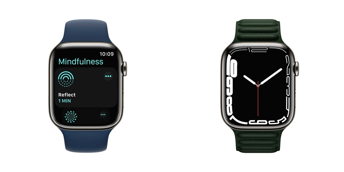 Apple unveils Watch Series 7 with redesigned display, new features.