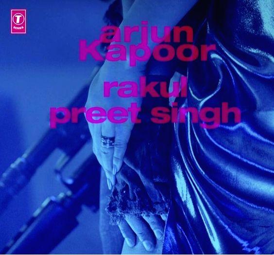 Arjun Kapoor, Rakul Preet Singh to feature in a music video.  (CREDIT : arjunkapoor/instagram)