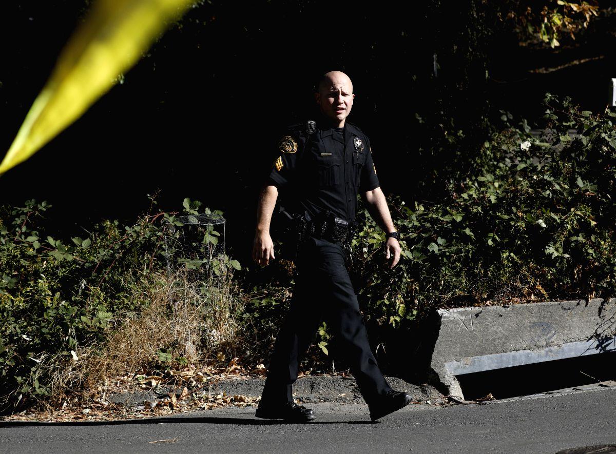 Armed man holding kids hostage surrenders in US city