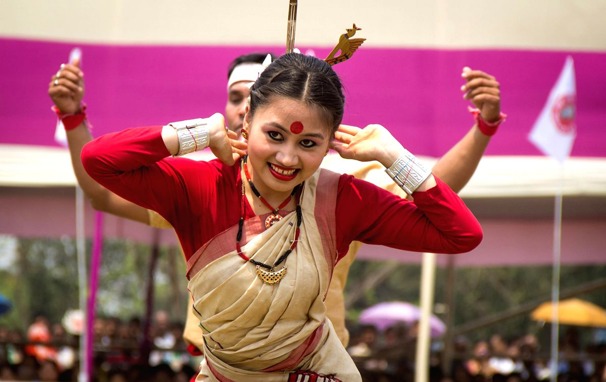 Importance Special Feasts And Dance Fervor Of The Assamese Bohag