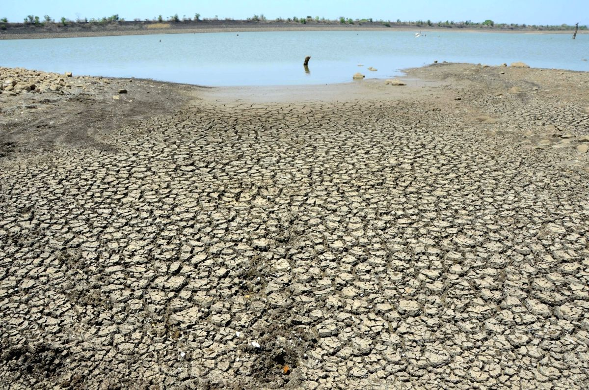 As many as 24 states in the country, including food baskets Punjab and Haryana, have received deficient rainfall in June as the sluggish pace of monsoon raises worries with 250 districts across India reeling under severe water crisis.
