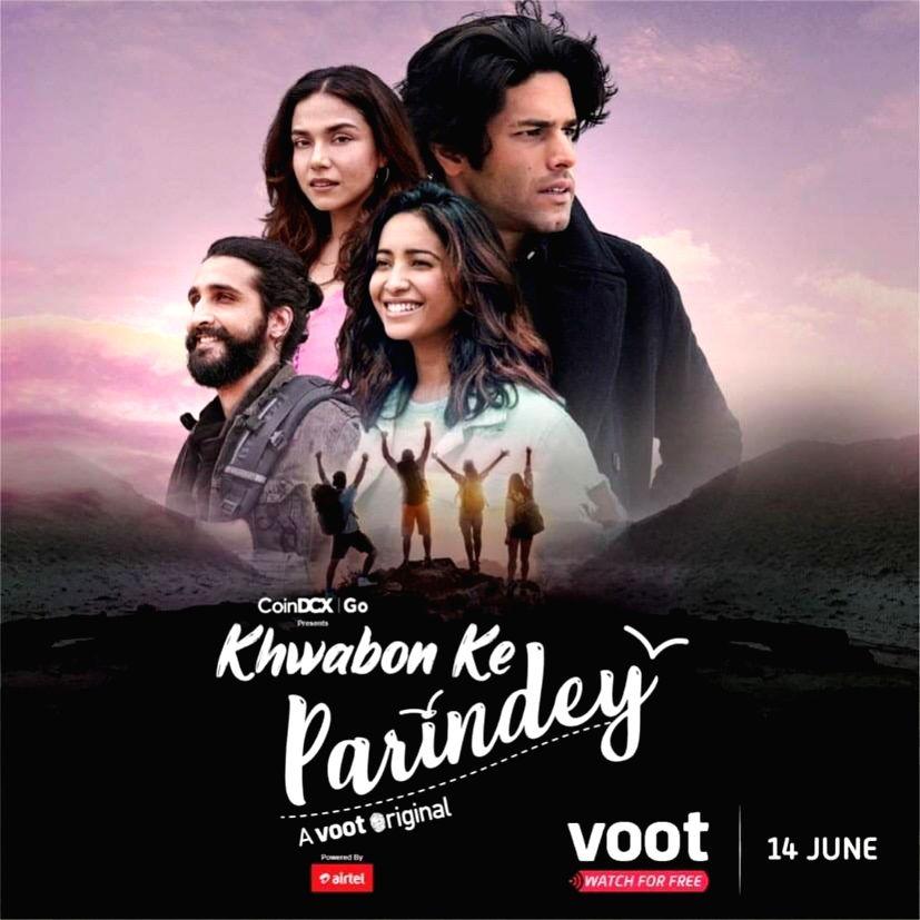 Asha, Mrinal, Manasi and Tushar star in 'Khwabon Ke Parindey'(Photo:Instagram)