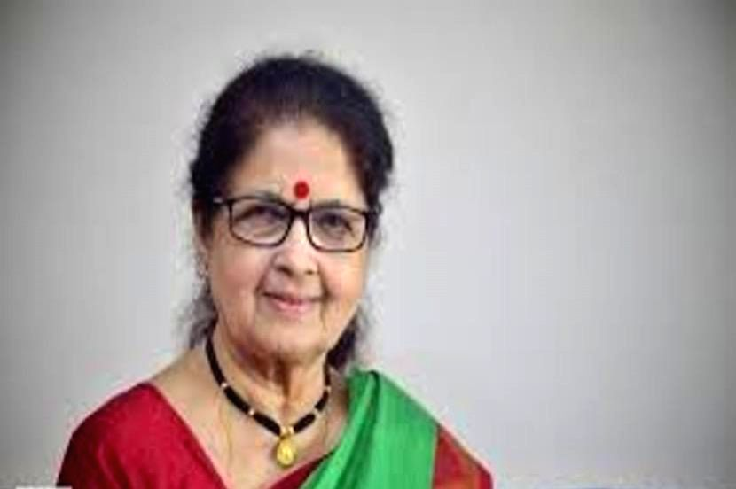 Ashalata Wabgaonkar.