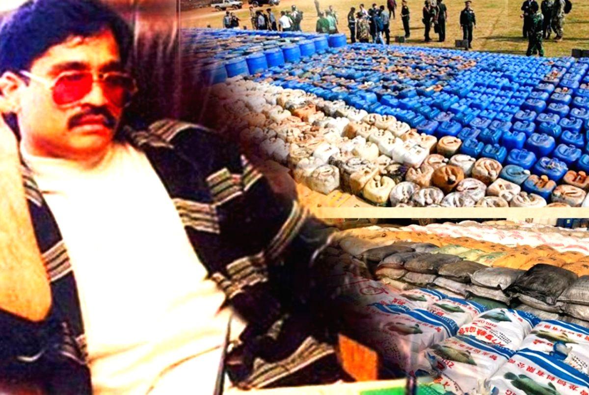 Asia's biggest ever drug seizure: D-company's SE links under lens (IANS Exclusive).
