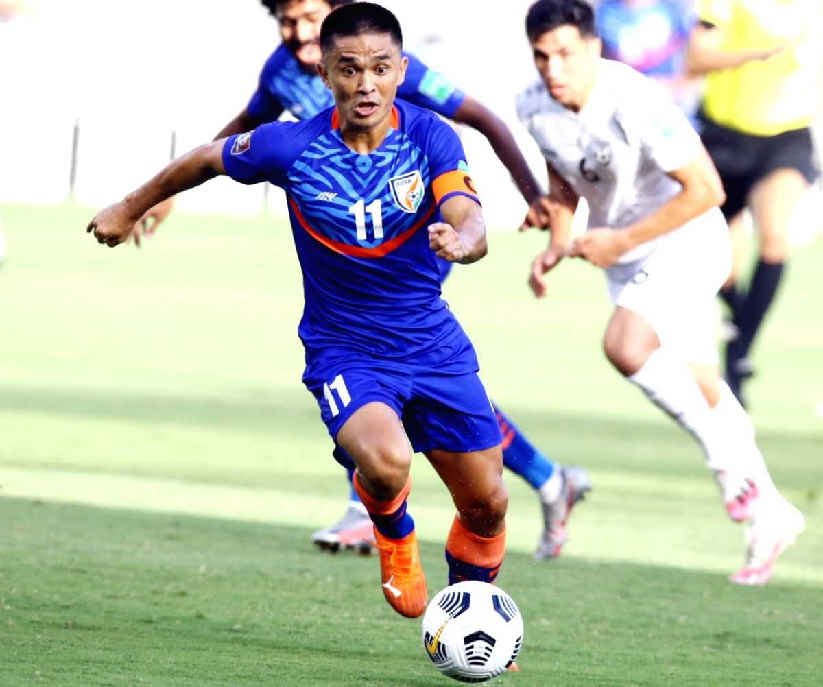 Asian Cup qualifiers: India, Afghan draw 1-1, both enter next round (Ld)