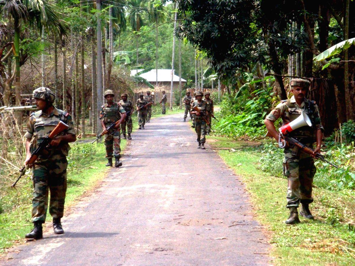 Assam, Mizoram Home Secretaries to meet to resolve border row