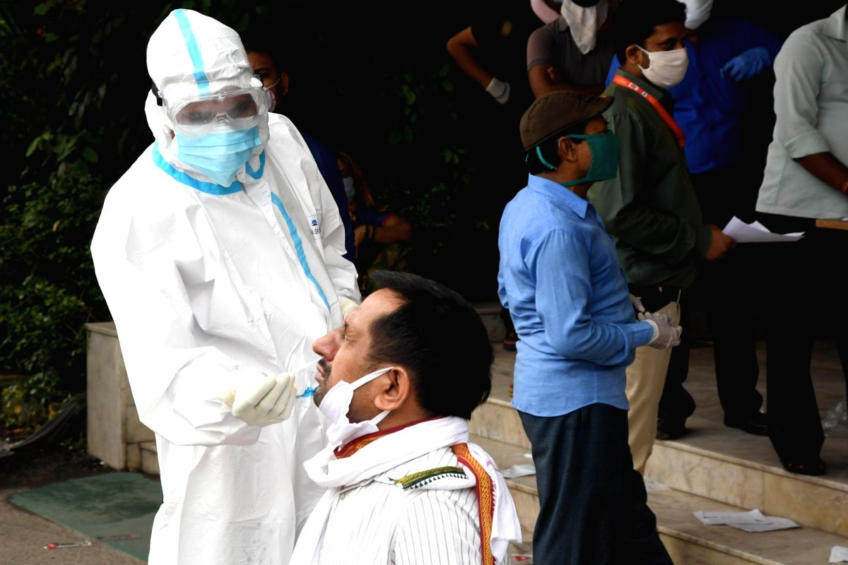 Assam's Covid death toll crosses 100-mark; tally 41,726