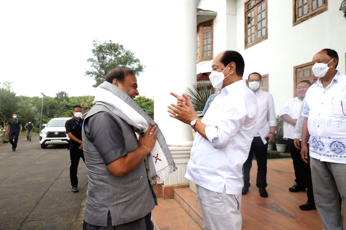 Assigned by Shah, Assam CM held talks with NSCN (IM) leaders and other