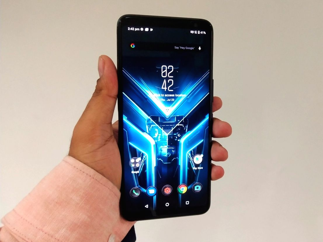 Asus ROG Phone 3: Makes you fall in love with mobile gaming.
