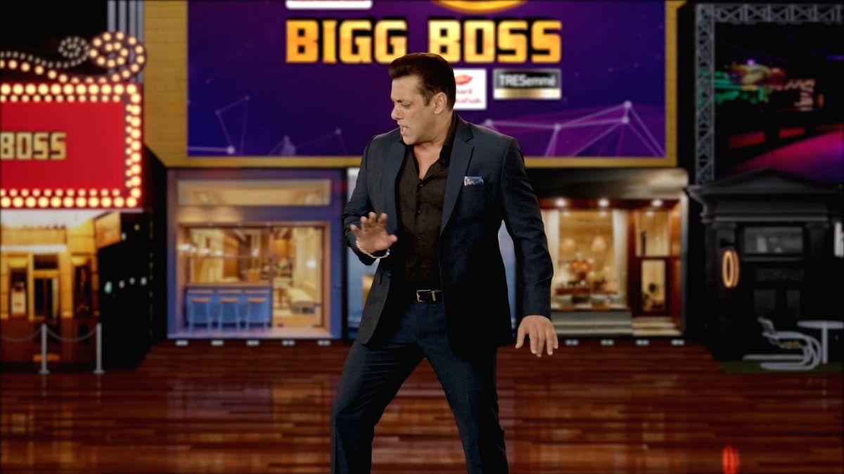At 'Bigg Boss 14' launch, Salman reveals lockdown was his longest break in 30 years.