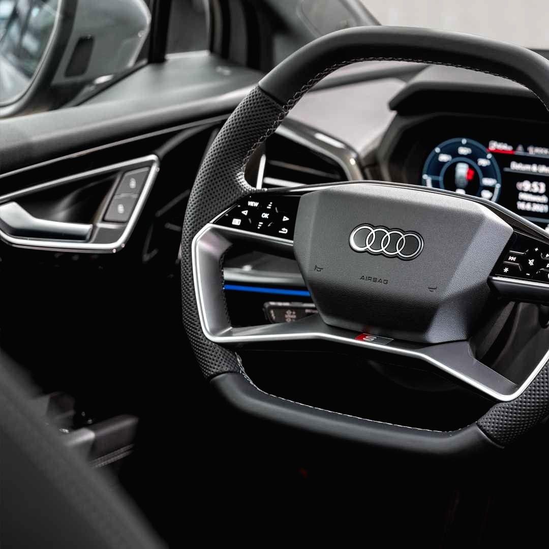 Audi launches three electric SUVs in India(Photo:instagram)