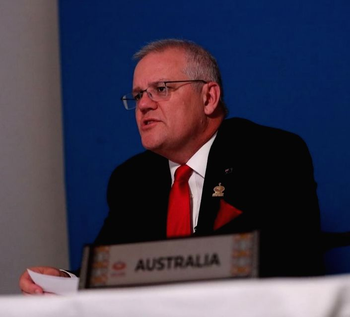 Aus PM condemns 'sex acts' in Parliament House