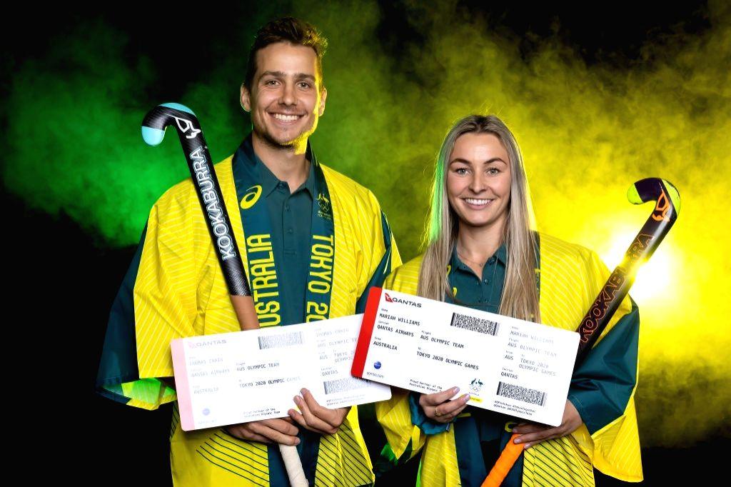 Aussie diving, hockey teams announced for Olympics (Photo: @HockeyAustralia)