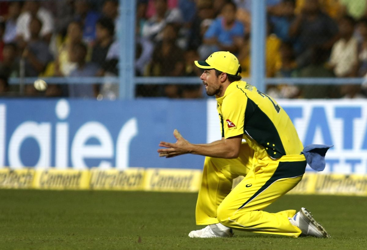 Australia recall Moises Henriques for limited-overs series against India
