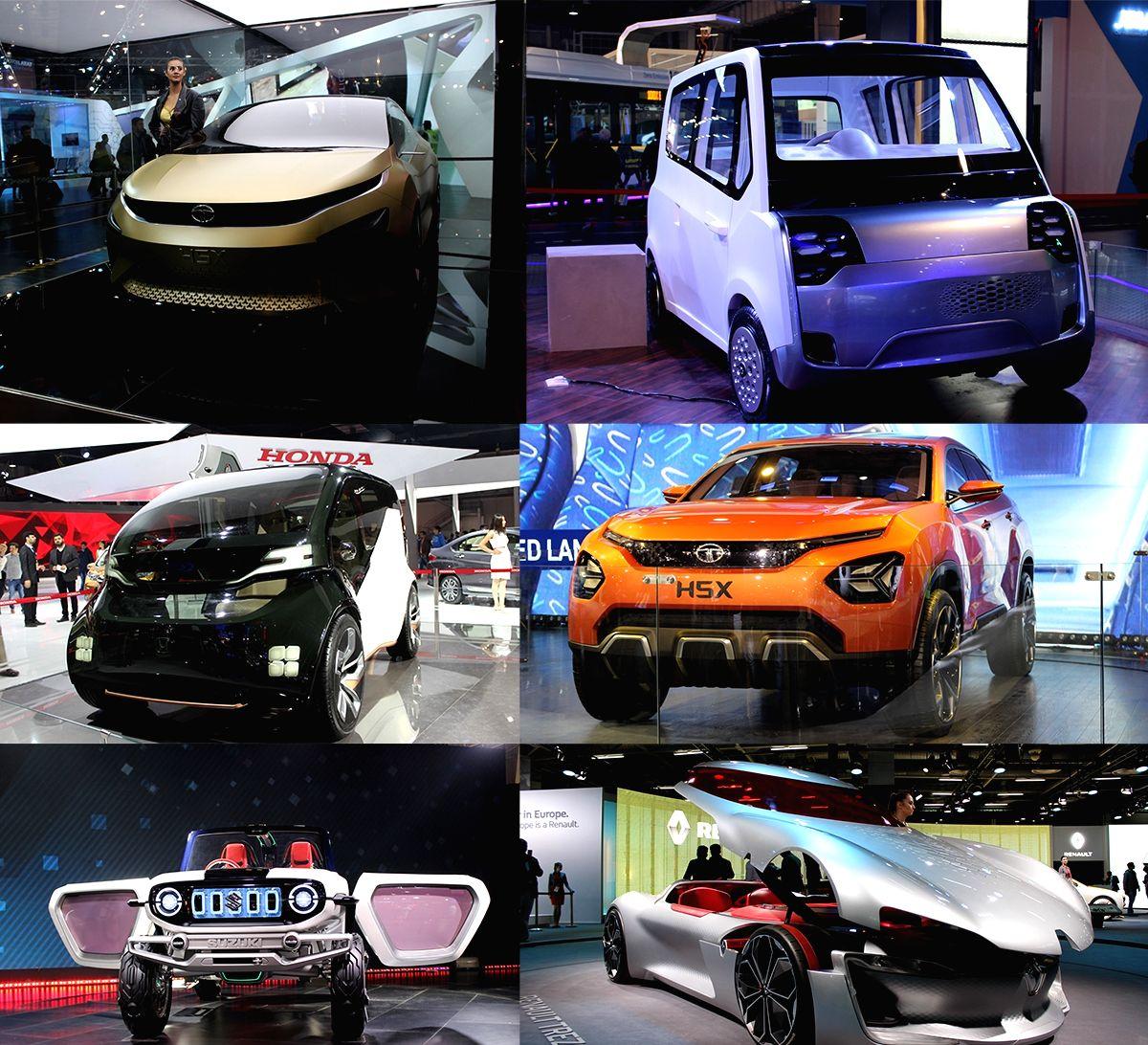 Auto Expo - companies participate