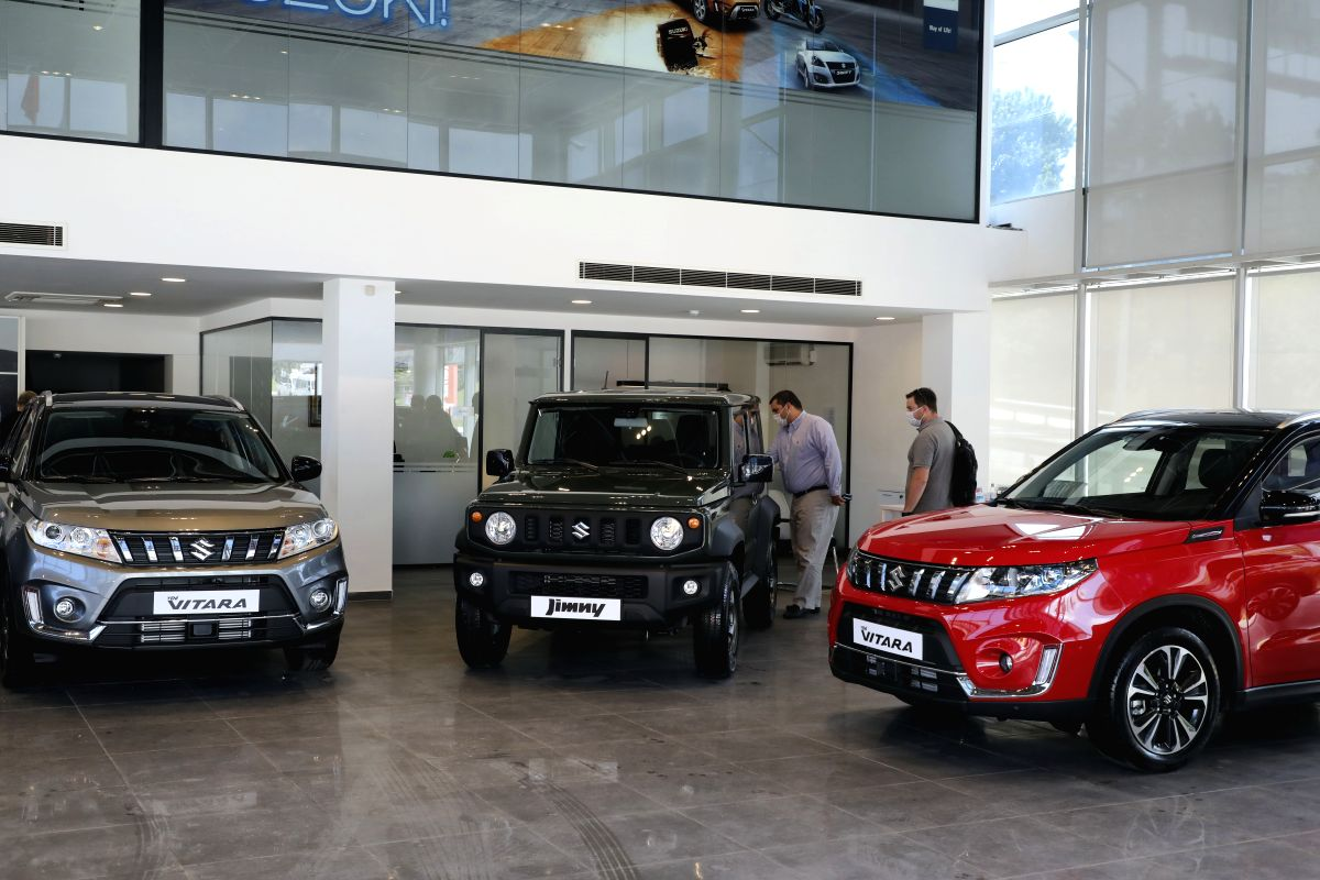 'Automakers' profitability likely to weaken after strong Q3FY21'(Photo by Osman Orsal/Xinhua/IANS)