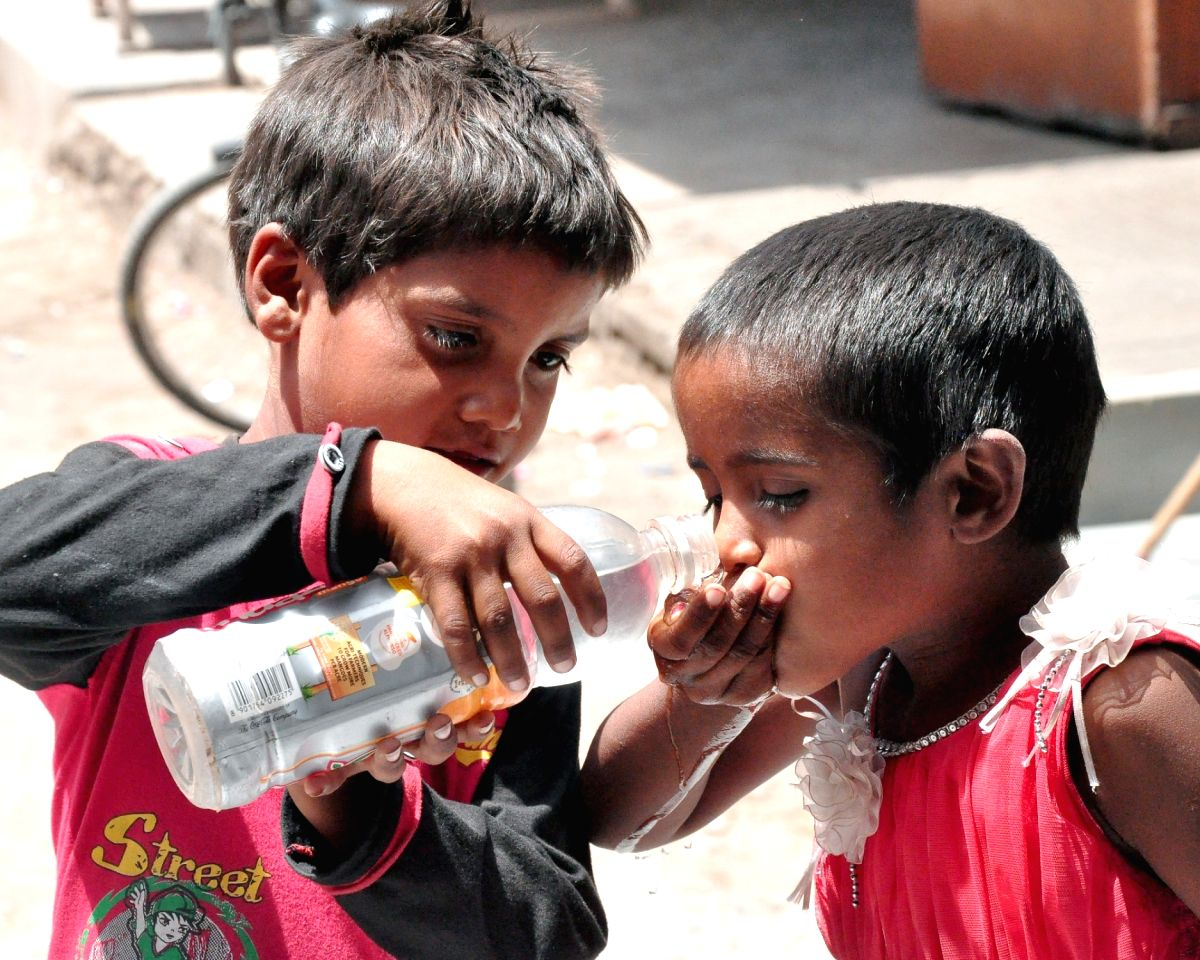 Average temperature of India experienced a rise of 0.7 degree Celsius, along with decline in rainfall, significant increase in frequency of very severe cyclonic storms and droughts in over a decade due to human activities, the Ministry of Earth Scien