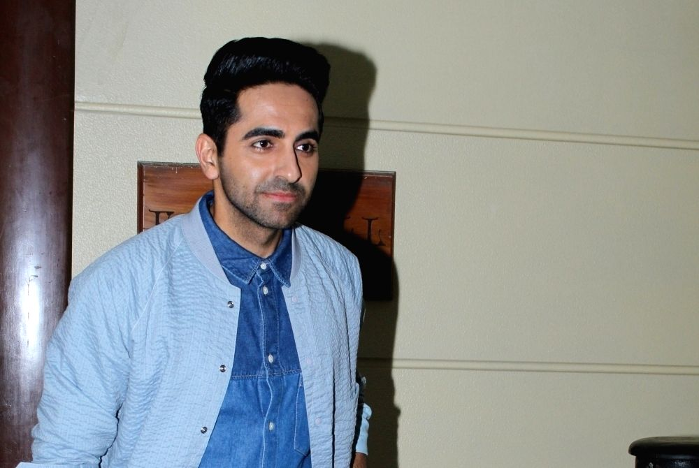 Ayushmann Khurrana. (File Photo: IANS)