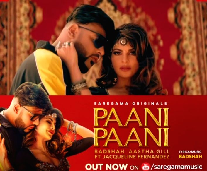 Badshah: Only wanted Jacqueline to be part of 'Paani Paani'.(photo:instagram)