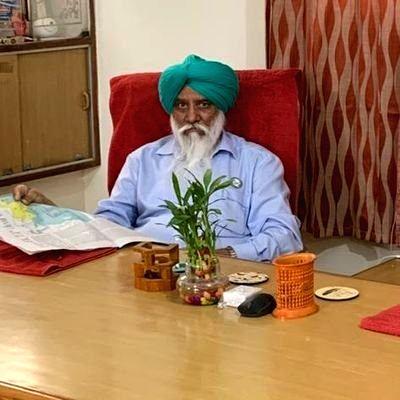 Balbir Singh Rajewal.