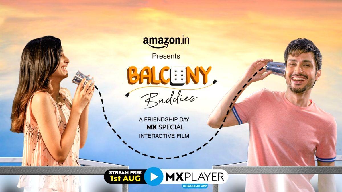 Balcony Buddies celebrates bond of friendship during lockdown