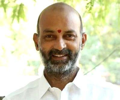Bandi Sanjay Kumar.