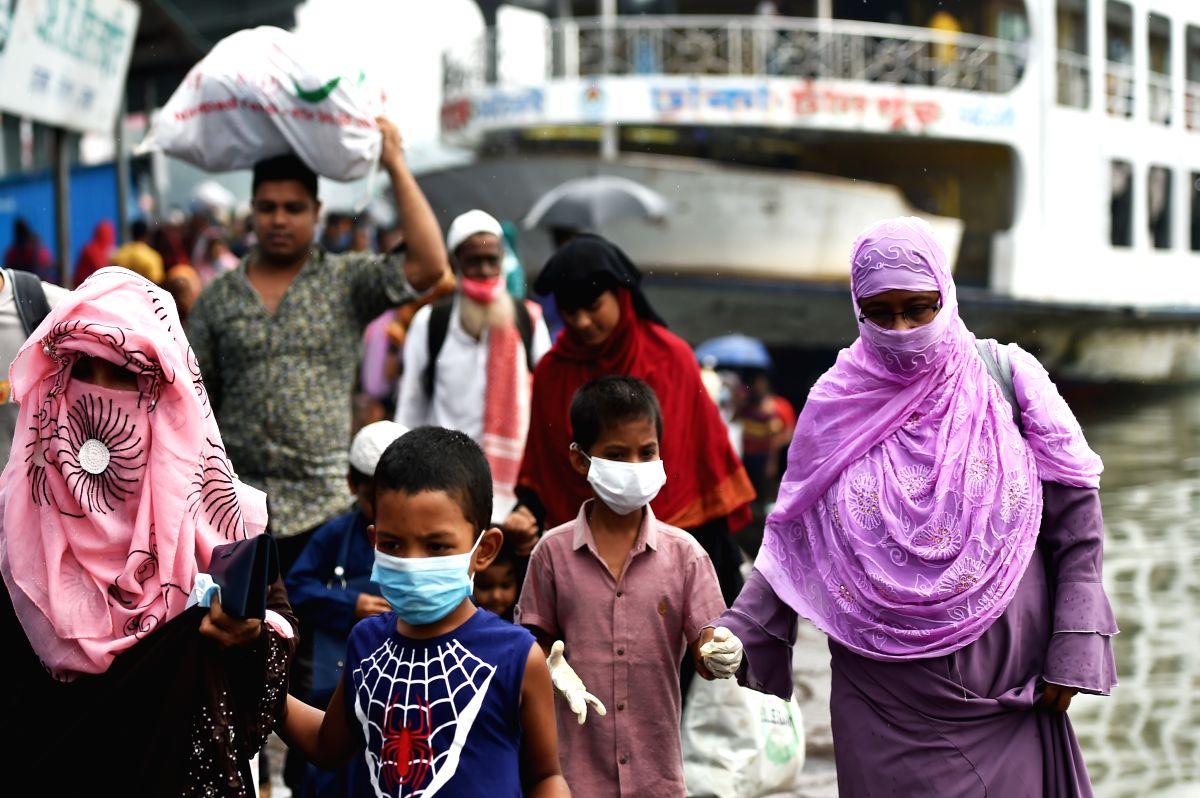 Bangladesh reports 1,383 new Covid-19 cases, 21 more deaths . (Xinhua/IANS)