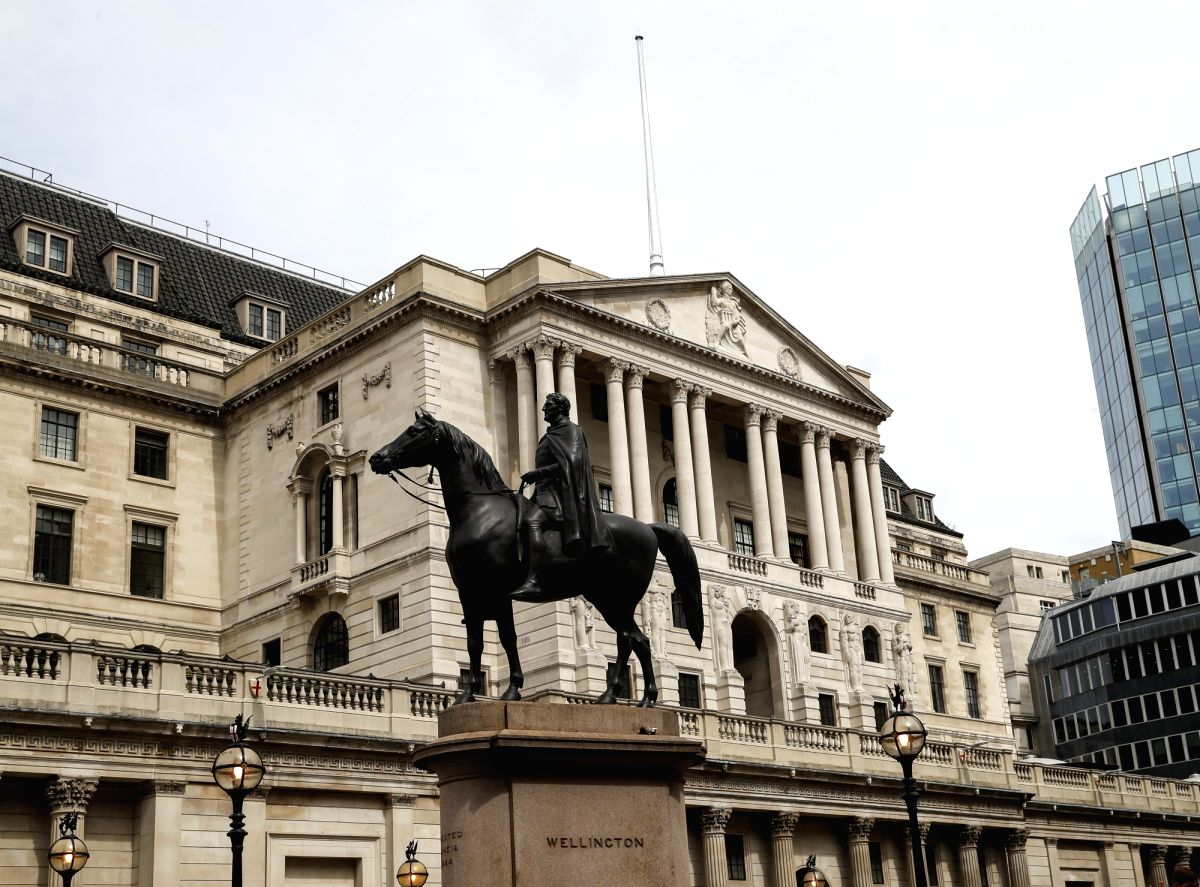 Bank of England. (File Photo: IANS)