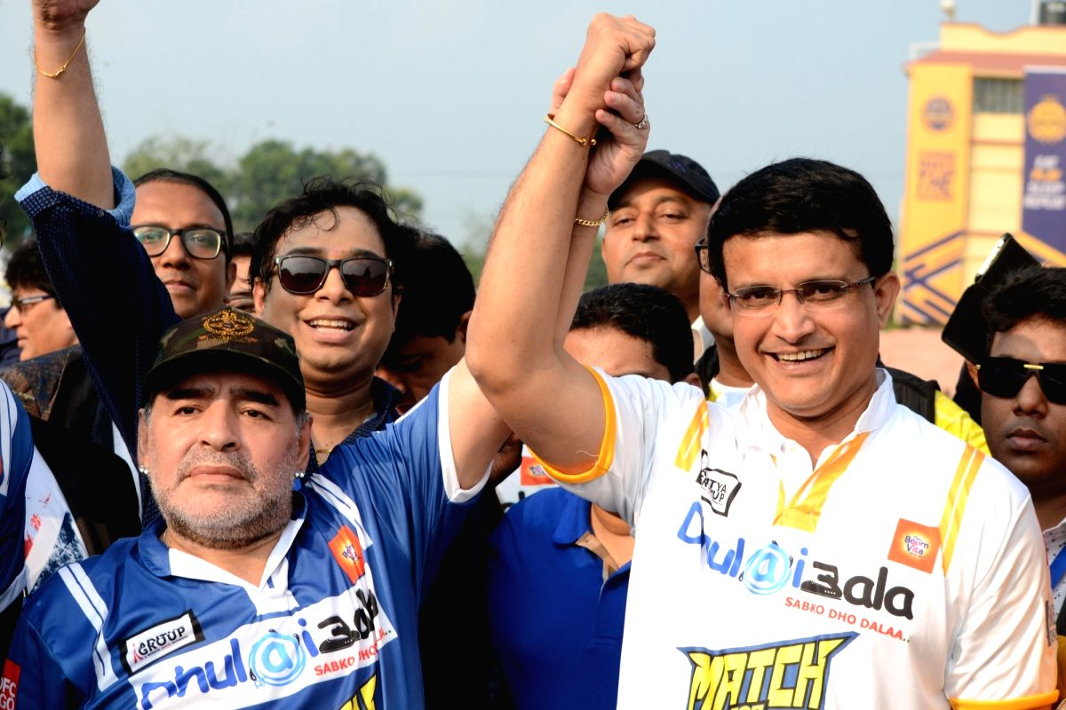 My mad genius rest in peace: Indian sportspersons pay tribute to Maradona