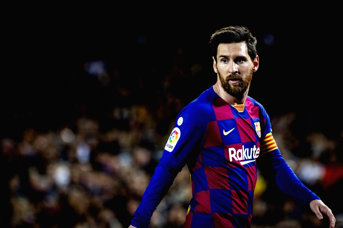 Barca president 'convinced' Messi will remain at Camp Nou.