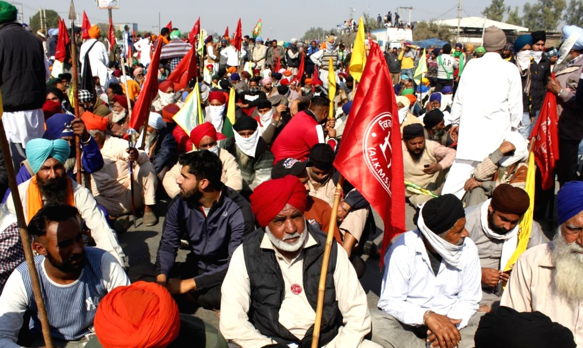 Singhu, Tikri borders still shut, farmers reluctant to go to Burari