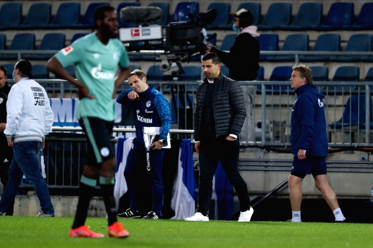 Bayern move closer to title, Schalke relegated.(Photo:DPA)