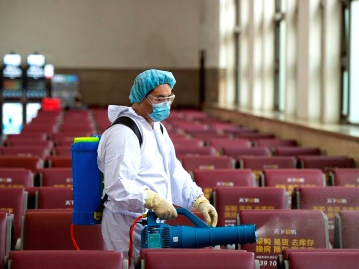 BEIJING, Aug. 7 (Xinhua) -- Beijing reported one new COVID-19 case Thursday, the municipal health commission said on Friday, August 07, 2020.