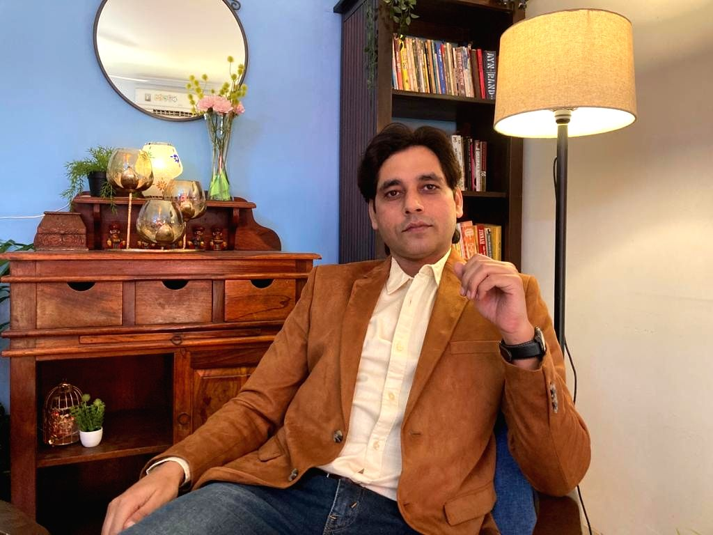 Being a good actor is my focus, I am here to act: Amit Jairath