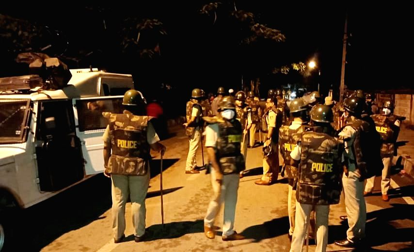 Bengaluru, Aug 12 (IANS) It took firing by the city police, resulting in the deaths of three people, to bring the riot under control in Bengaluru, a senior police officer said on Wednesday.
