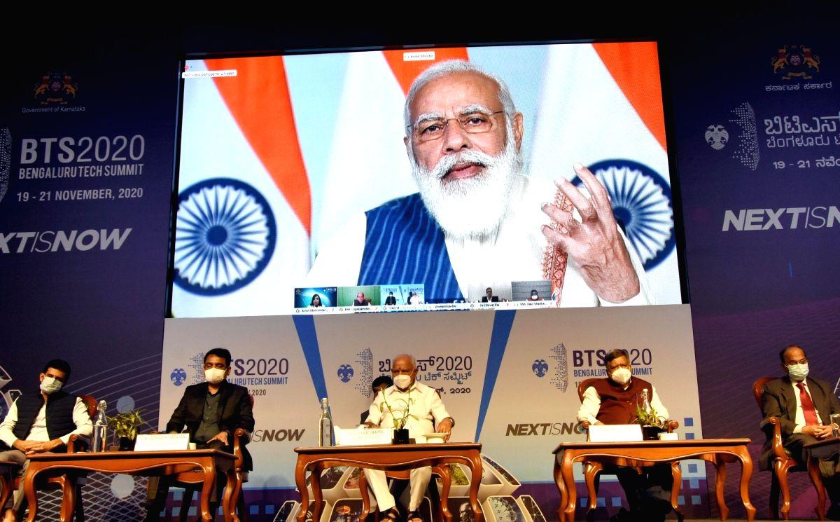 PM Modi urges DCs to make Karnataka villages Covid-free