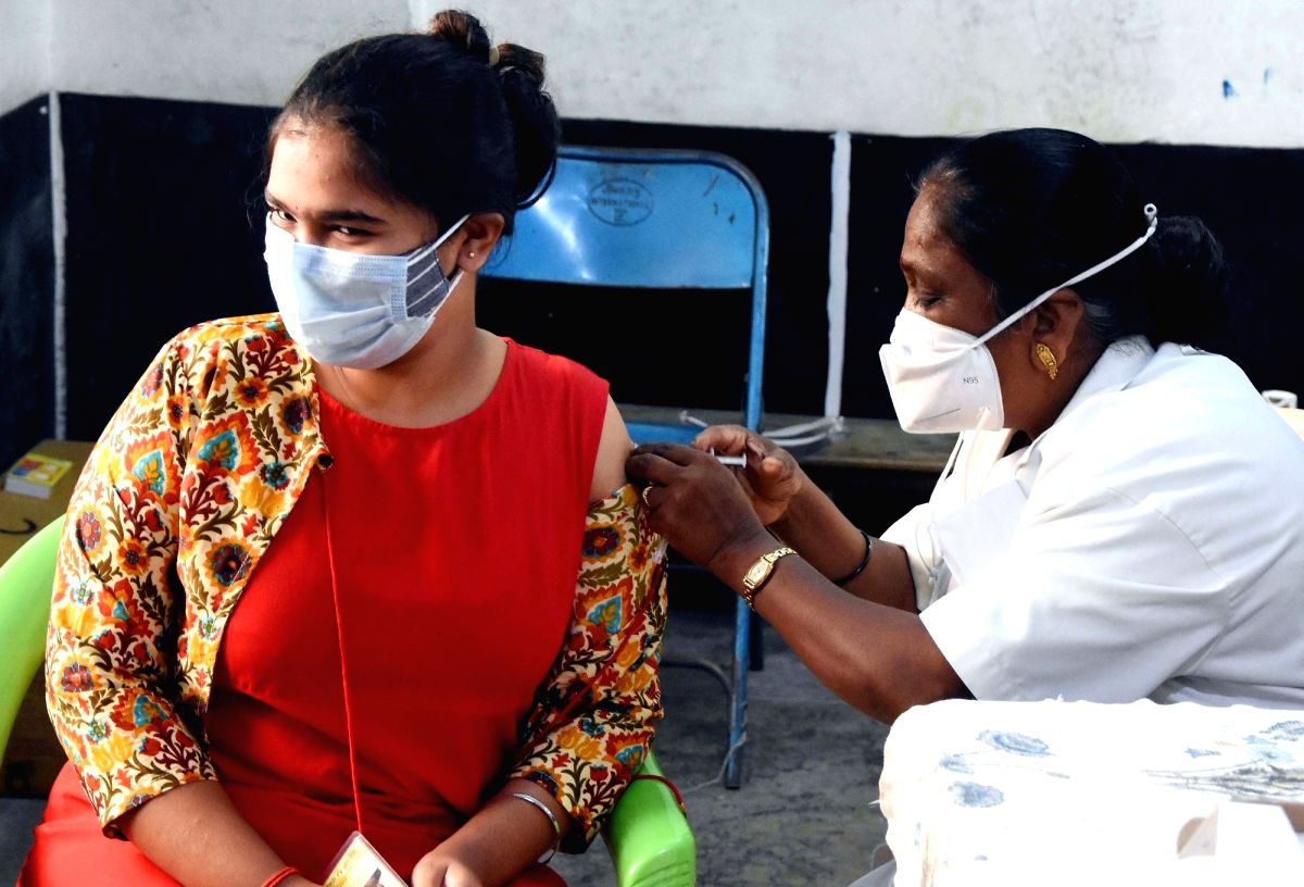 Bengaluru sets single-day record by administering 1.68L vax jabs.