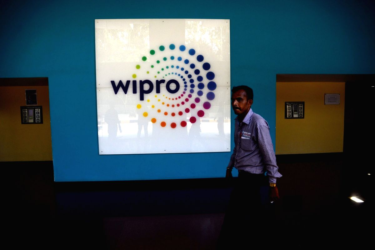 Bengaluru: Wipro Campus in Bengaluru on July 20, 2017. (Photo:IANS)