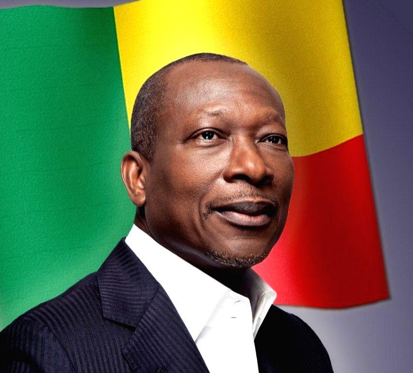 Benin's Prez Talon wins reelection.(Photo:twitter)