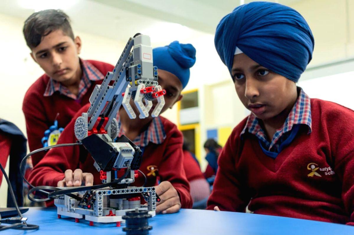 Bharti Foundation, the philanthropic arm of Bharti Enterprises, in partnership with Ericsson on Friday inaugurated a robotic lab at Satya Bharti Senior Secondary School, Jhaneri, near Punjab's Sangrur.