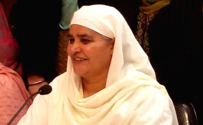 Bibi Jagir Kaur.
