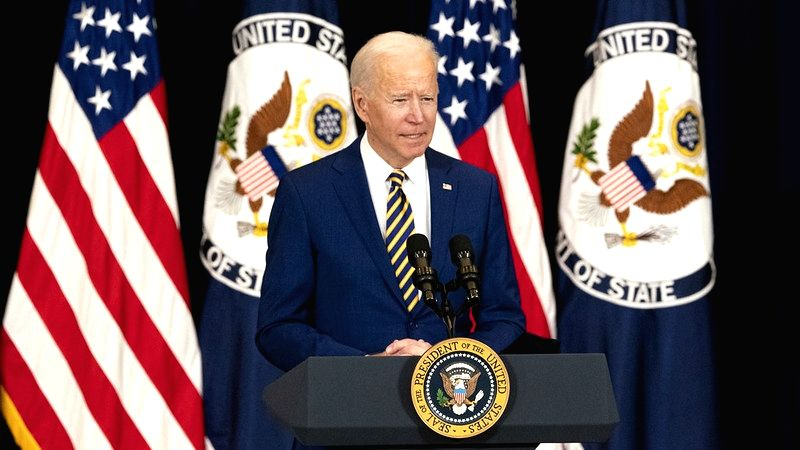 Biden expects Israeli-Palestinian clashes to end soon