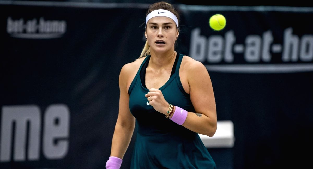 Big leap for Belarusian Sabalenka in WTA rankings