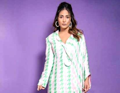 """""""Bigg Boss 11"""" contestant Hina Khan will return to the house to conduct a fun task in the ongoing season. On """"Bigg Boss 13"""", Hina will be seen making her third special appearance this season on the show hosted by superstar Salman Khan."""