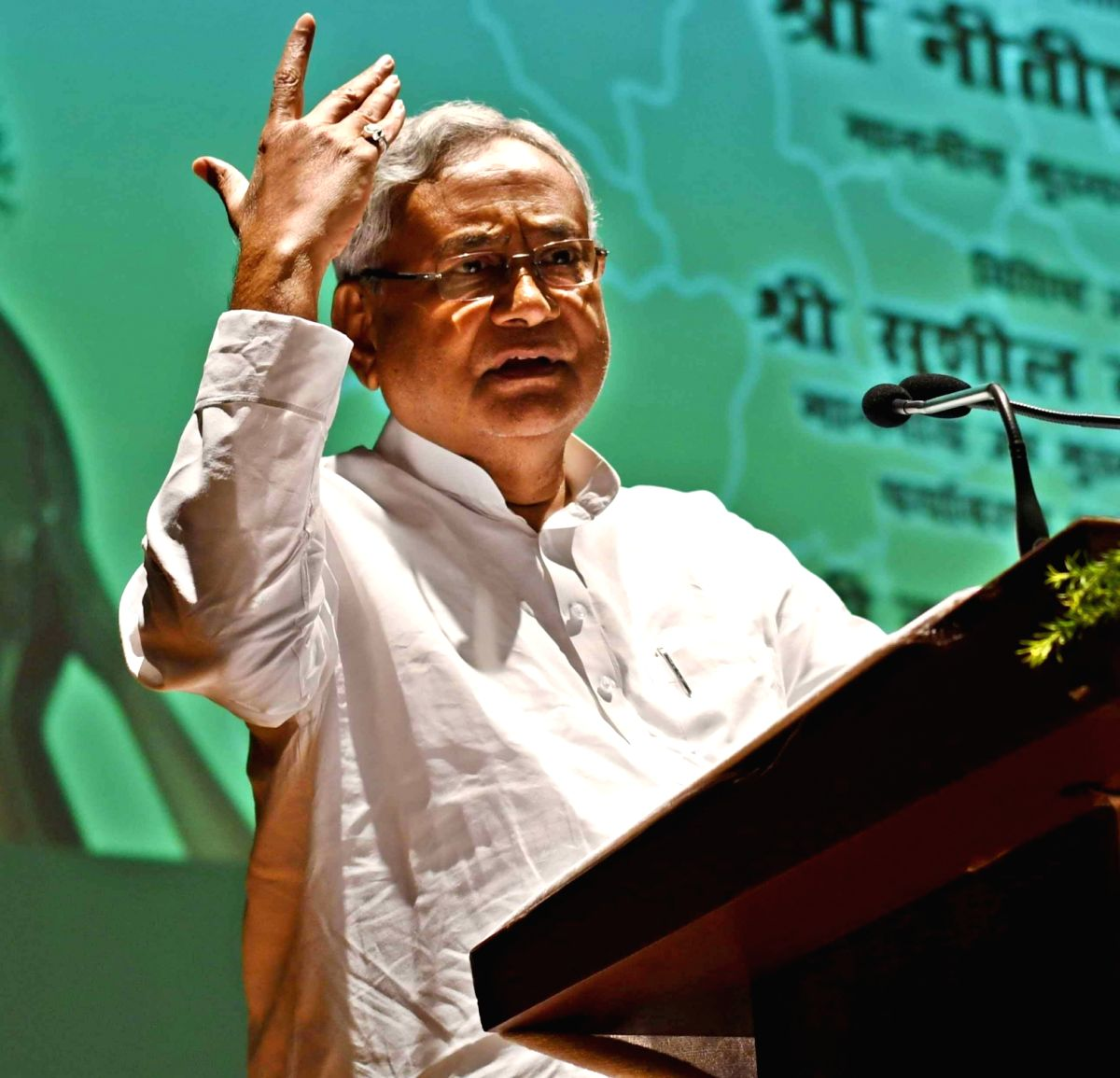 Bihar Chief Minister Nitish Kumar. (Image Source: IANS)