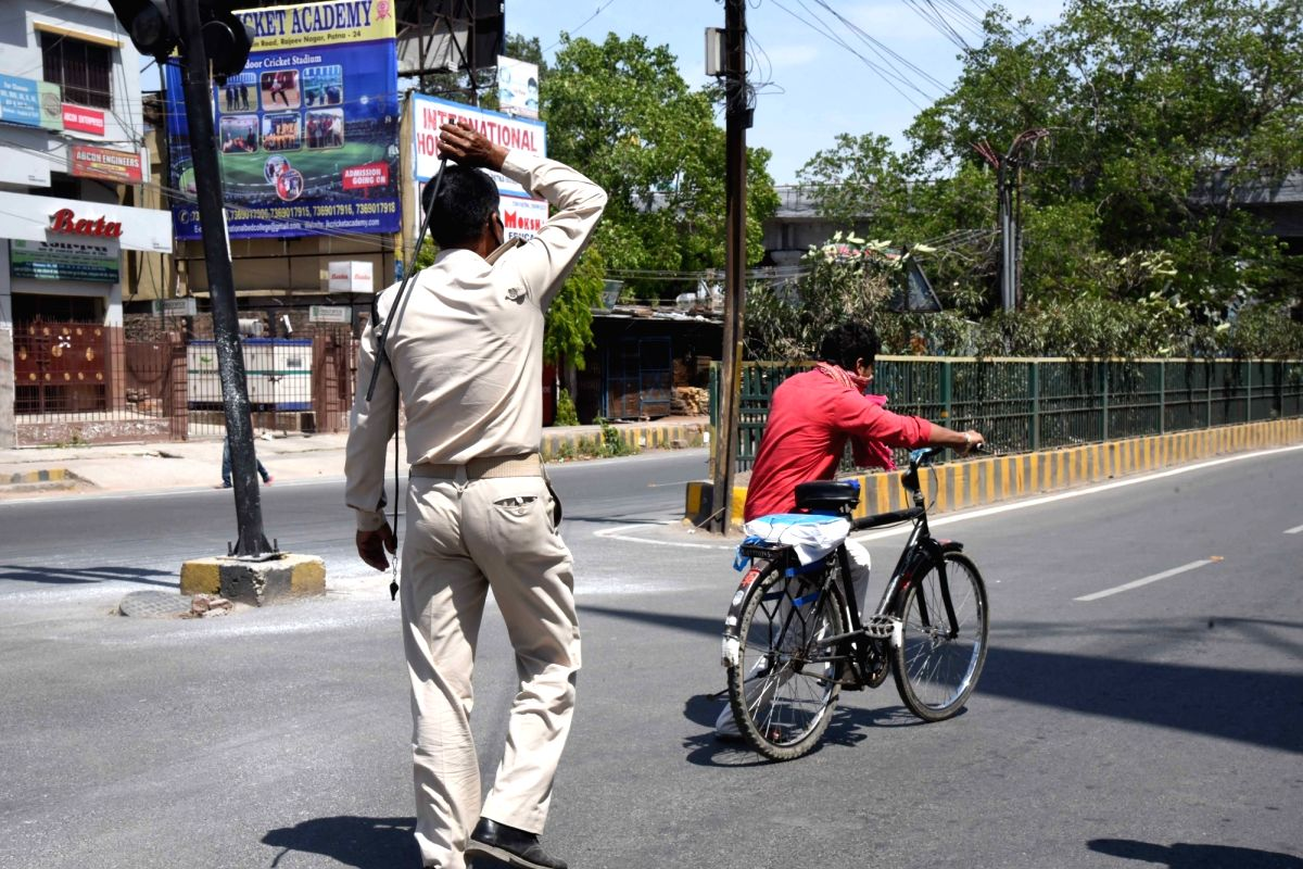 Bihar has sealed all its inter-state borders amid the 21-day nationwide lockdown due to coronavirus crisis.